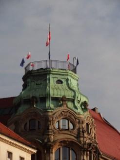 spacer po Wrocławiu, maj 2015r.