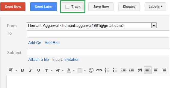 how to be notified when an email is read gmail
