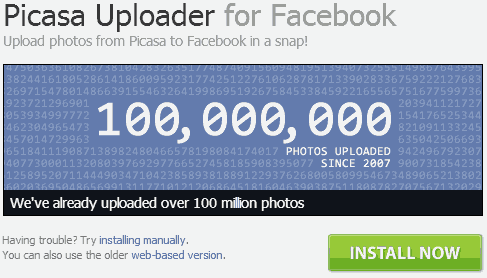 Install-Picasa-Uploader-For-Facebook