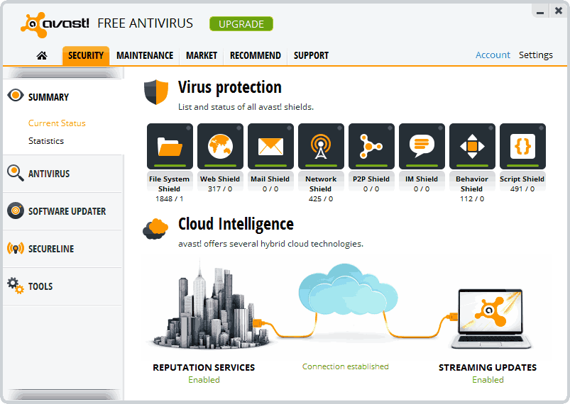 license key for avast 2014