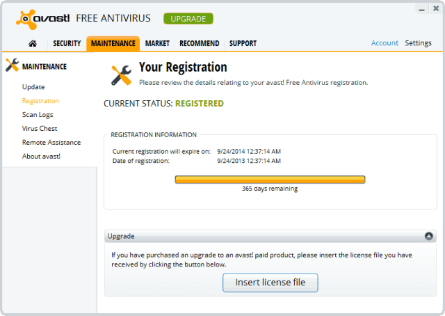 System Requirements of Avast Antivirus for PC