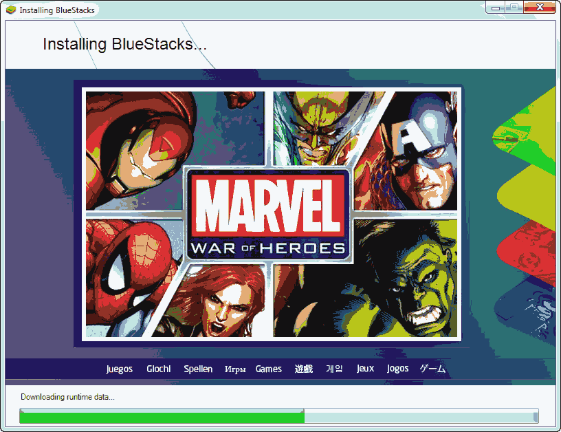 Installing-BlueStacks