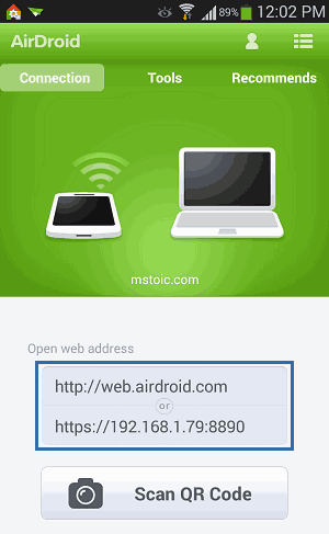 AirDroid-Phone