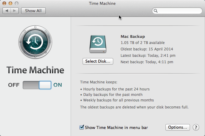 Apple-Time-Machine