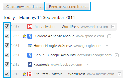 Remove-Selected-History-Items-Chrome