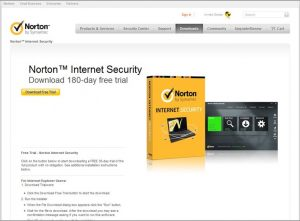 internet security free trial 180 days