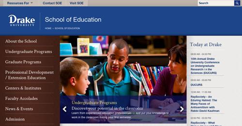 Drake University (School of Education)