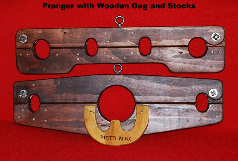 Pranger by Master Alex