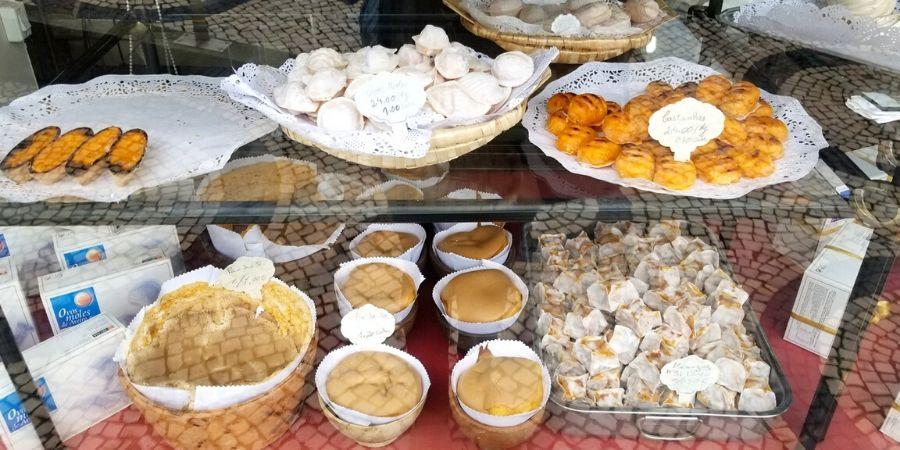 Conventual pastries of Coimbra