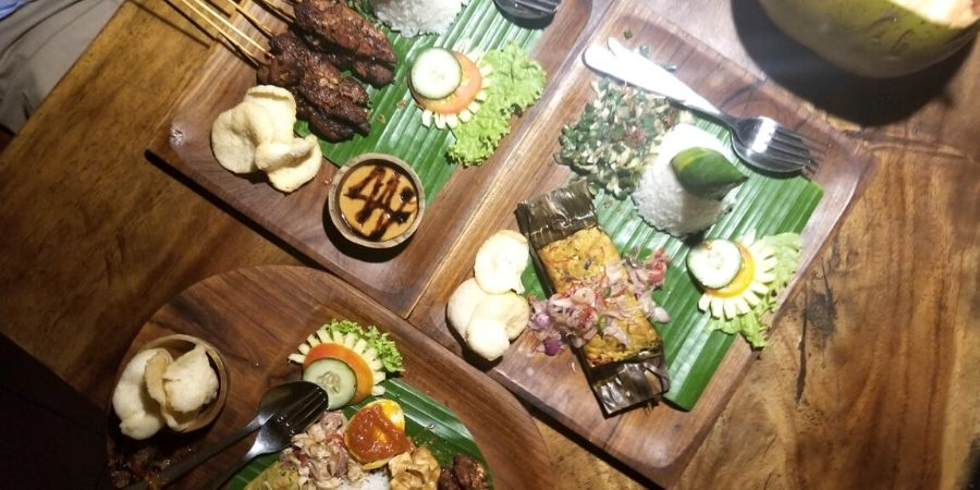 Balinese Home Cooking serves some of the best Balinese food in Ubud