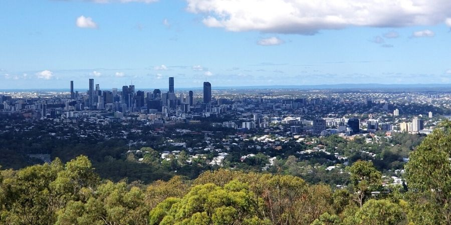 Hike around Mount Coot-Tha and search for the lookout point!