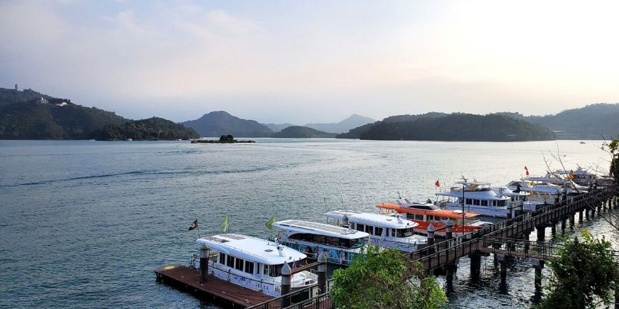 Learn all the things to do in Sun Moon Lake and check out my complete solo Sun Moon Lake itinerary.