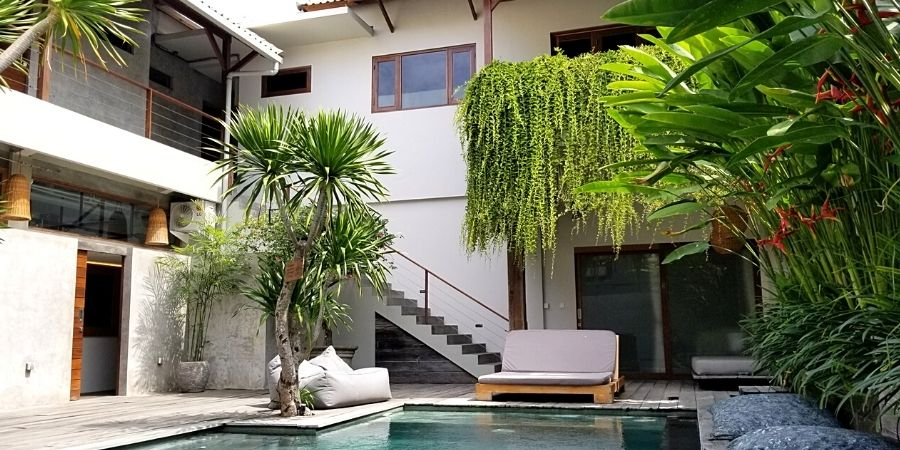 One of the best experiences for travelling to Bali is to stay at an Airbnb in Canggu Bali and one of them is at Vassani Stay.