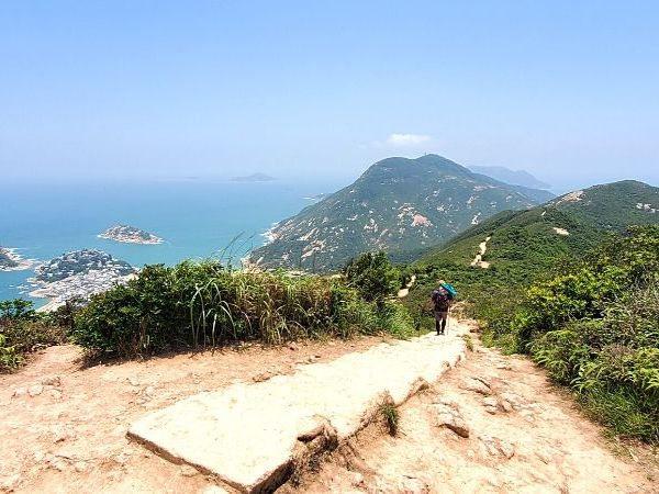 Dragon's Back Hike Hong Kong is the most popular day hike for locals and travellers.