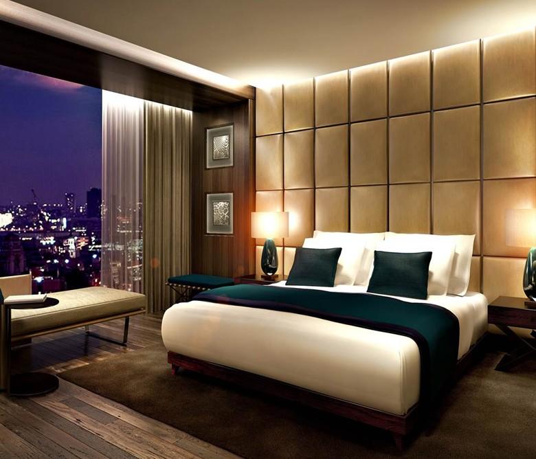 M Studio London  Marriott Hotel West India Quay