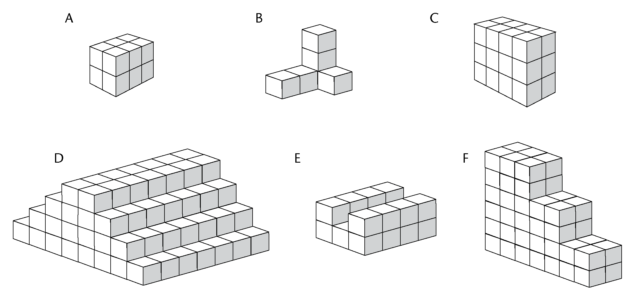 Stacked Cubes Math Volume Worksheets. Stacked. Best Free