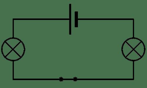 closed series circuit
