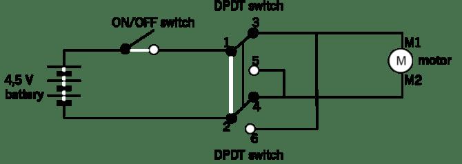 spdt switch schematic simple  circuit diagram symbols •