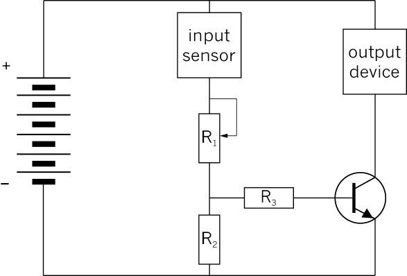 electric circuit grade 9