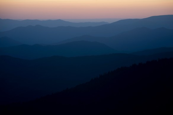 Twilight - Clingman's Dome