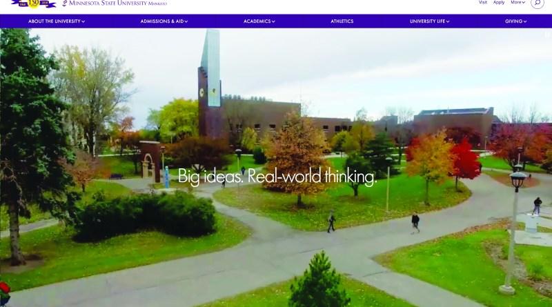 MNSU updates website interface