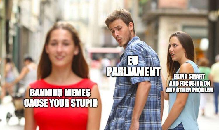 EU declares war on memes