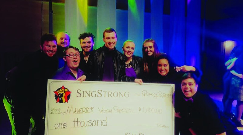 Mankato group wins SingStrong a capella competition