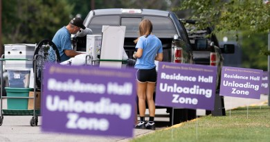 MNSU students begin moving into dorms earlier than usual