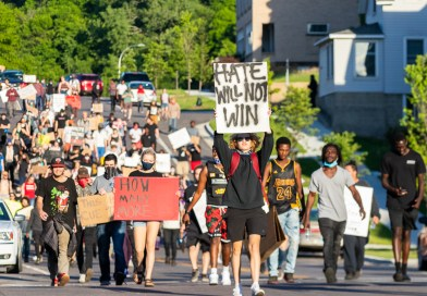 Editorial: Protests can create change, violent or peaceful