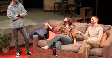 """""""Next Fall"""" is Theatre's last call for this semester"""