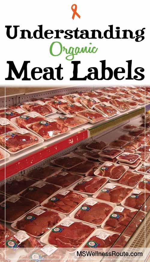 Understanding Organic Meat Labels