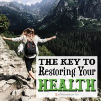 The Key To Restoring Your Health