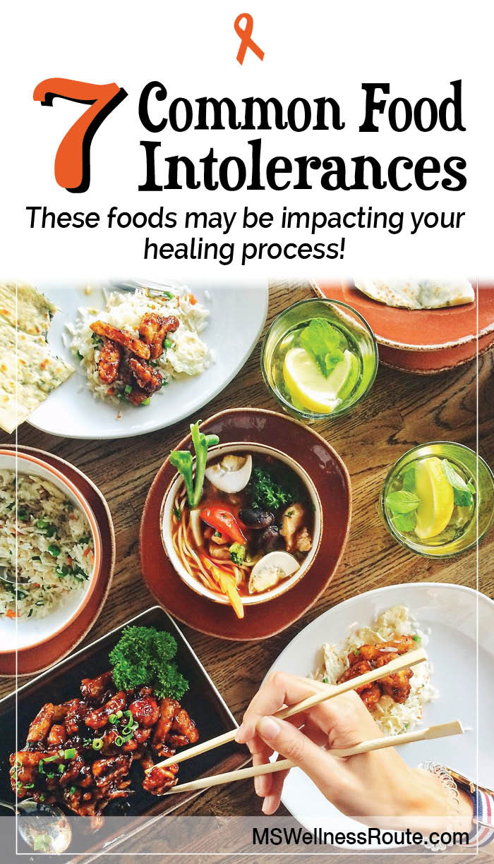 Having an autoimmune disease you are more likely to have food intolerances