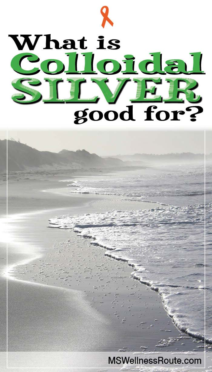 What is colloidal silver good for? Find out why it's a good idea to keep it in your home.
