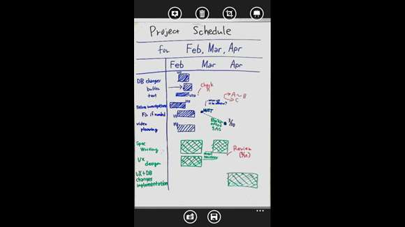 Microsoft Office Lens Demo 4