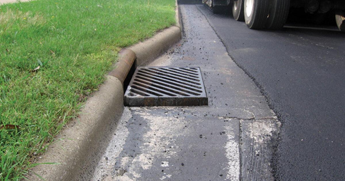 Manholes and Catch Basins  Municipal Sewer and Water