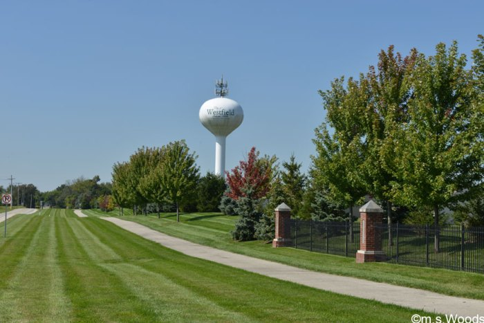 westfield-indiana-water-tower