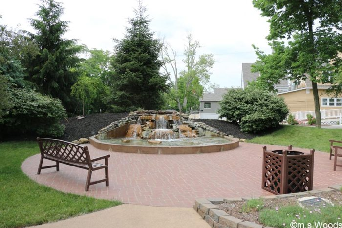 Arbuckle-Acres-Park-water-fall-Brownsburg-Indiana
