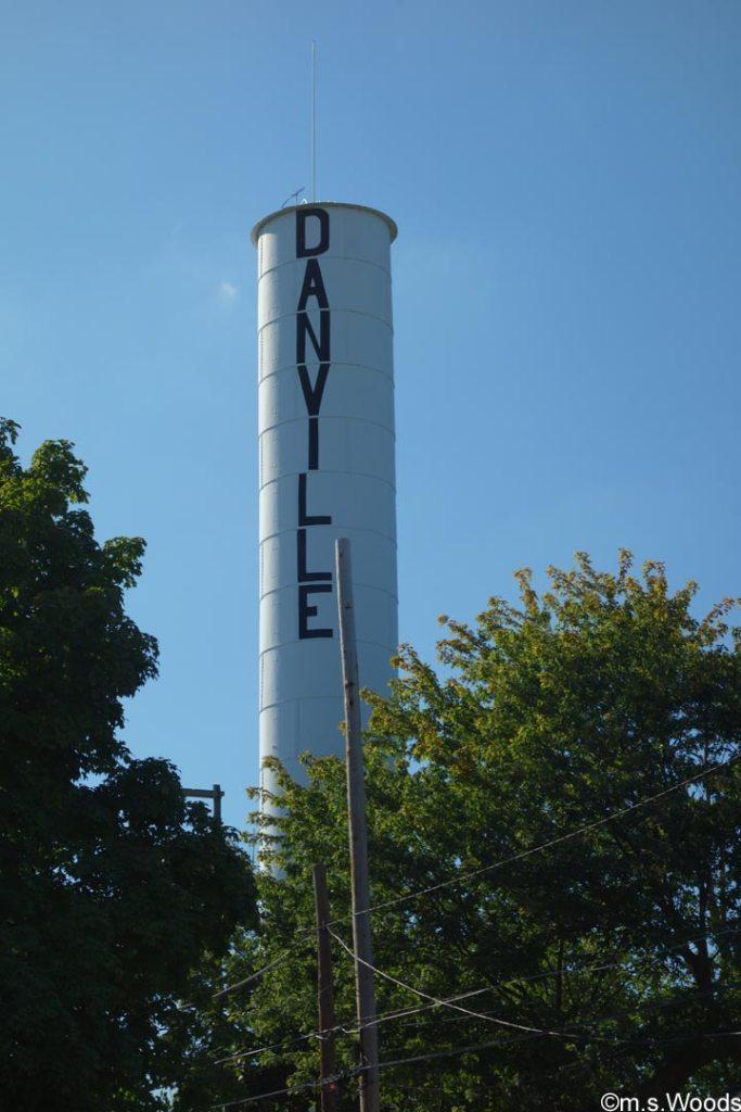 danville-water-tower