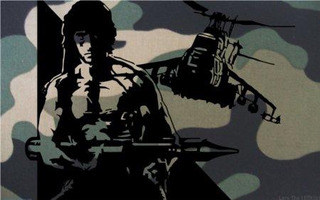 MSXartunlimited -Rambo