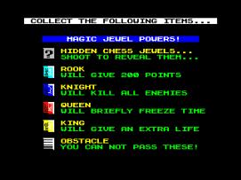 Knightmare ZX Spectrum (Climacus, 2012) (4)