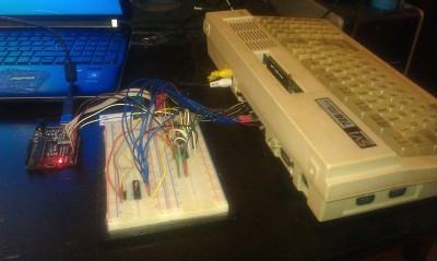Montaje de un disco duro virtual para MSX (Coding Laboratory)