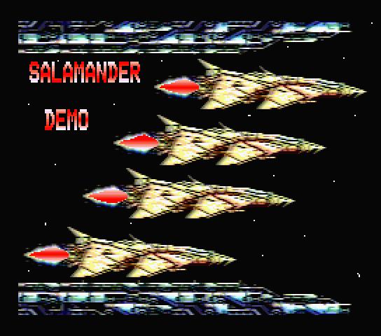 The Salamander Demo (Delta Soft)