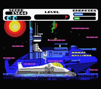 Vortex Raider (Eurosoft, 1988)