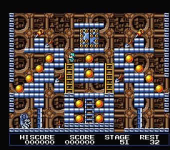 Kings Valley II (Konami, 1988) (MSX2) (1)
