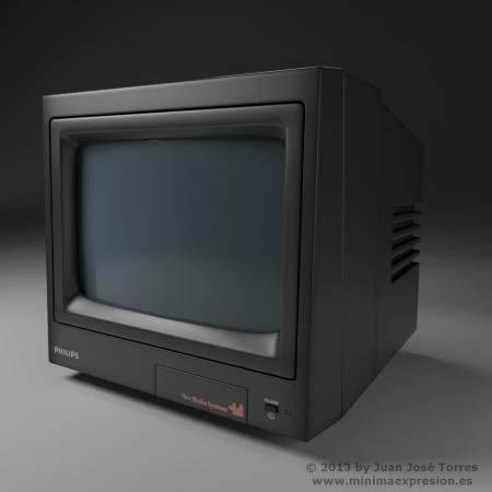 Philips Monitor VS-0040 (Juan José Torres)