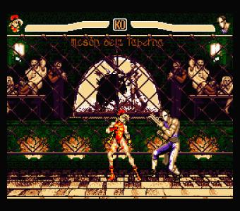 Street Fighter II MSX (www.retromaniacmagazine.blogspot.com.es)