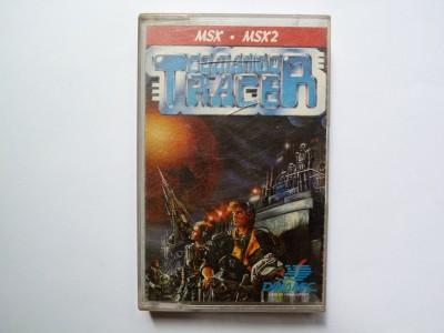 Comando Tracer (Dinamic, 1988) (Carátula)