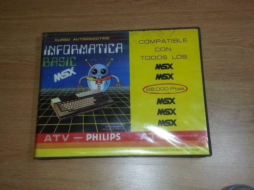 Curso autodidáctico de informática BASIC MSX