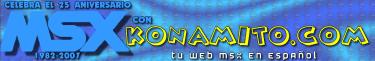 Cabecera de Konamito.com